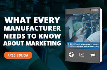 digital marketing for manufacturers