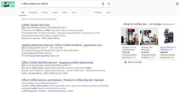 organic vs ppc advertising
